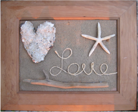 Learn how to make your own beautiful beach decor and shell crafts at www.shellcrafter.com