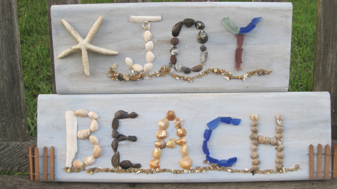 Make beautiful beach decor with tutorials at www.shellcrafter.com